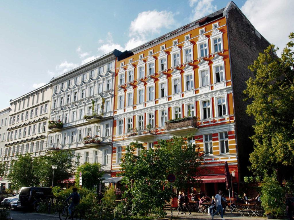 Berlin Gründerzeit Altbauten