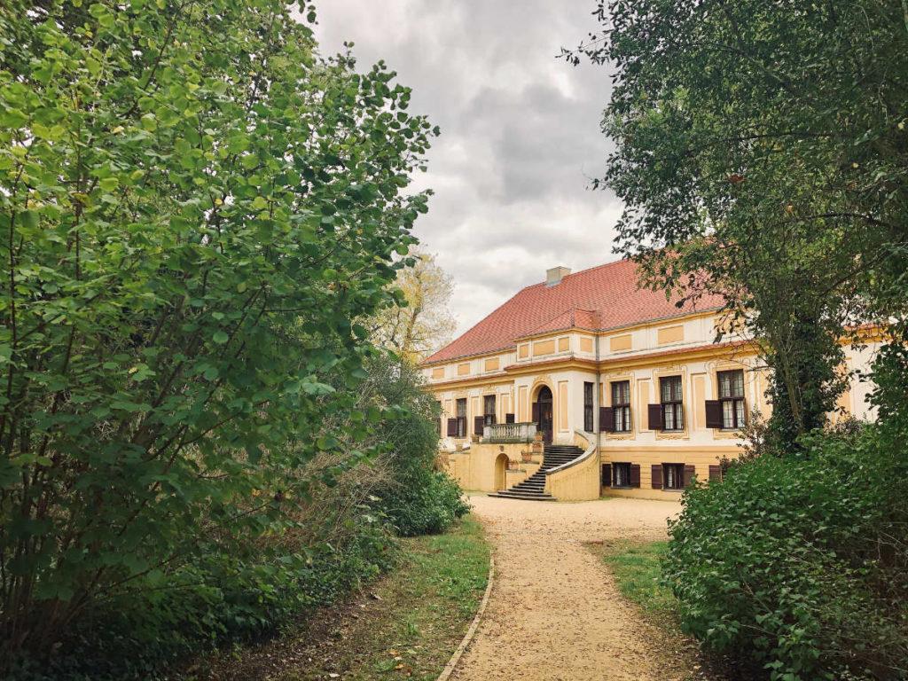 Makler Caputh: Das Schloss Caputh am Krughof