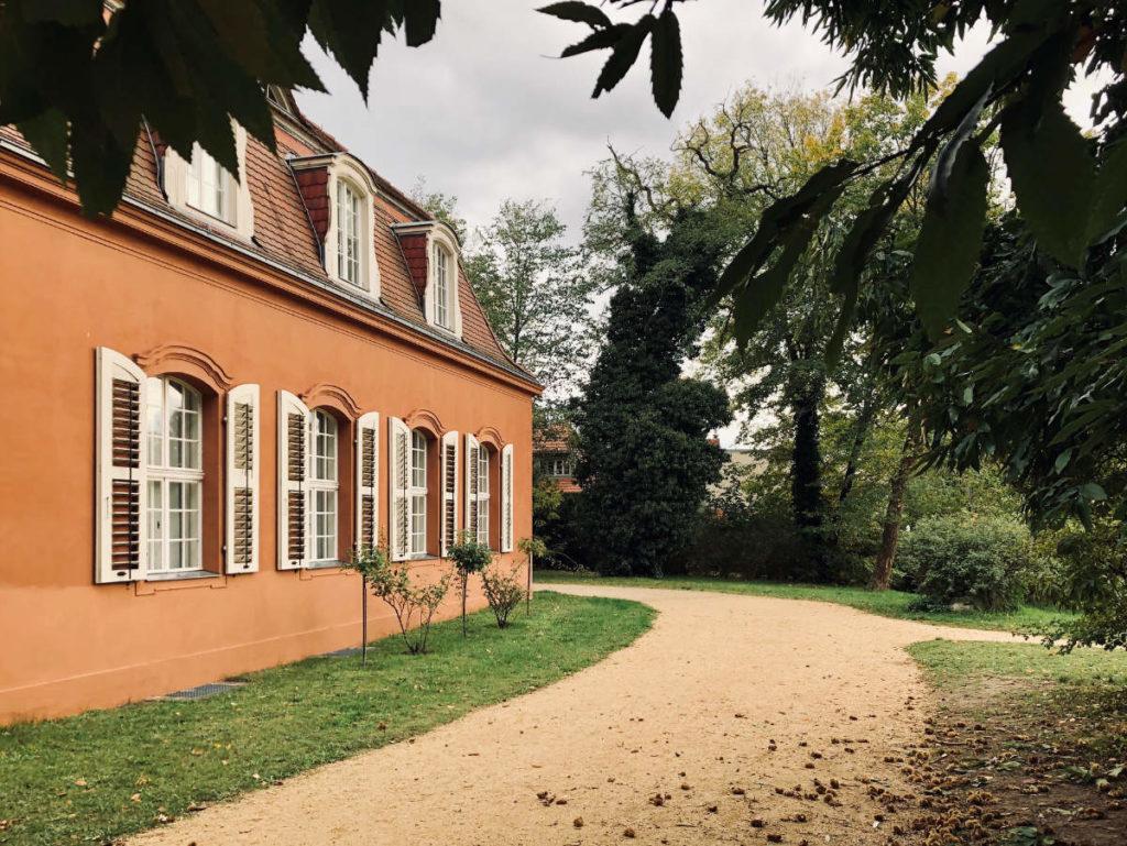 Makler Caputh: Schlosspark
