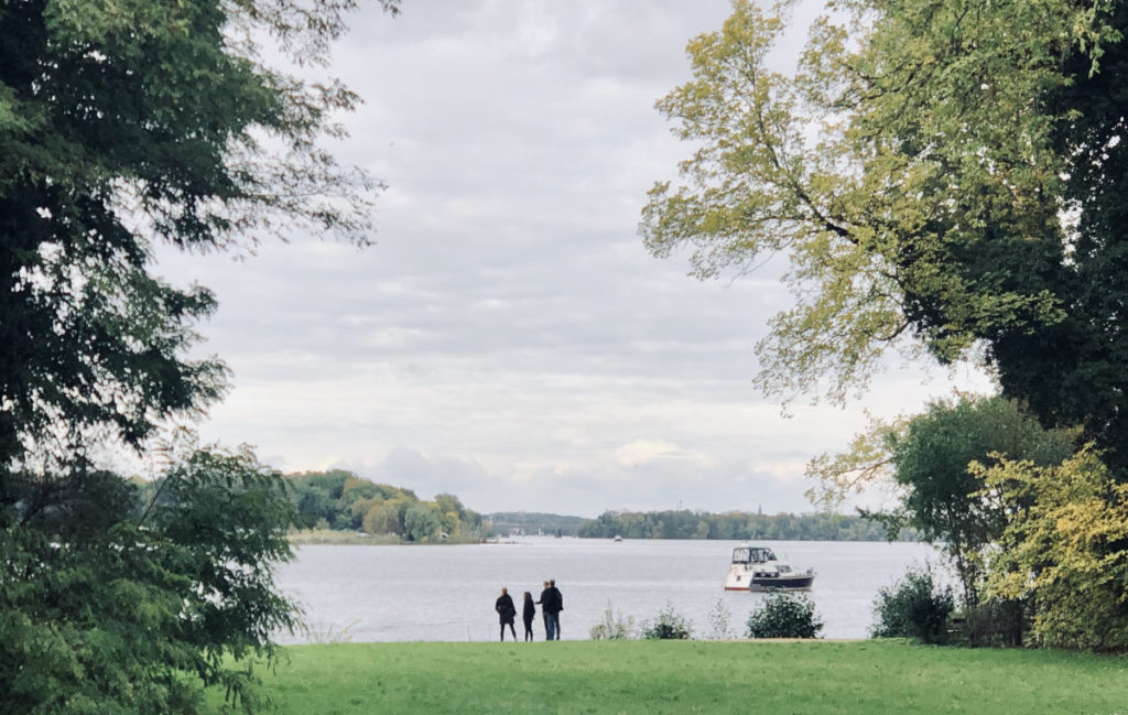 Makler Caputh: Blick auf dem Templiner See