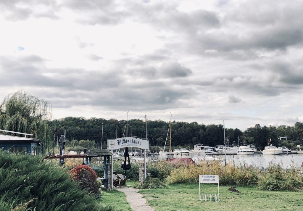 Makler Ferch 14548: die Fercher Uferpromenade