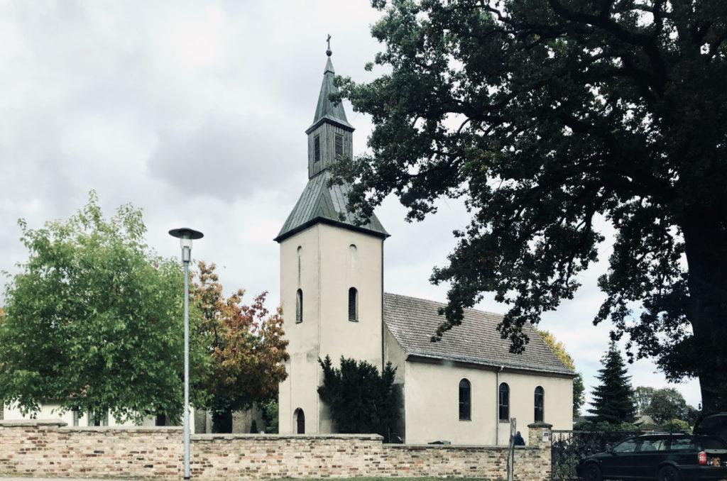 Makler Fresdorf: Dorfkirche