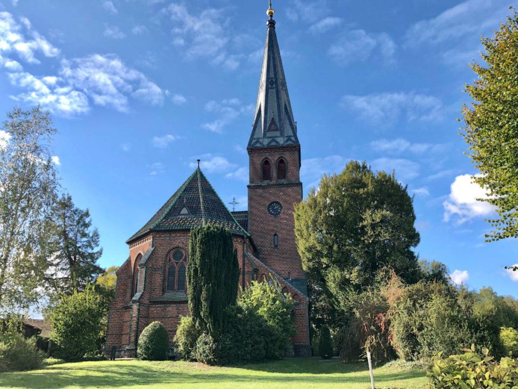 Makler Potsdam-Mittelmark PM - Geltow Kirche