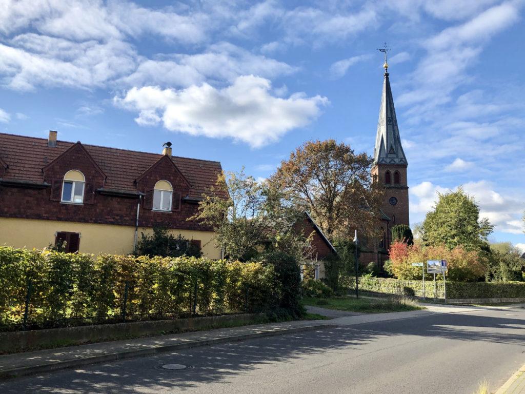 Makler Schwielowsee 14548: Geltow Kirche