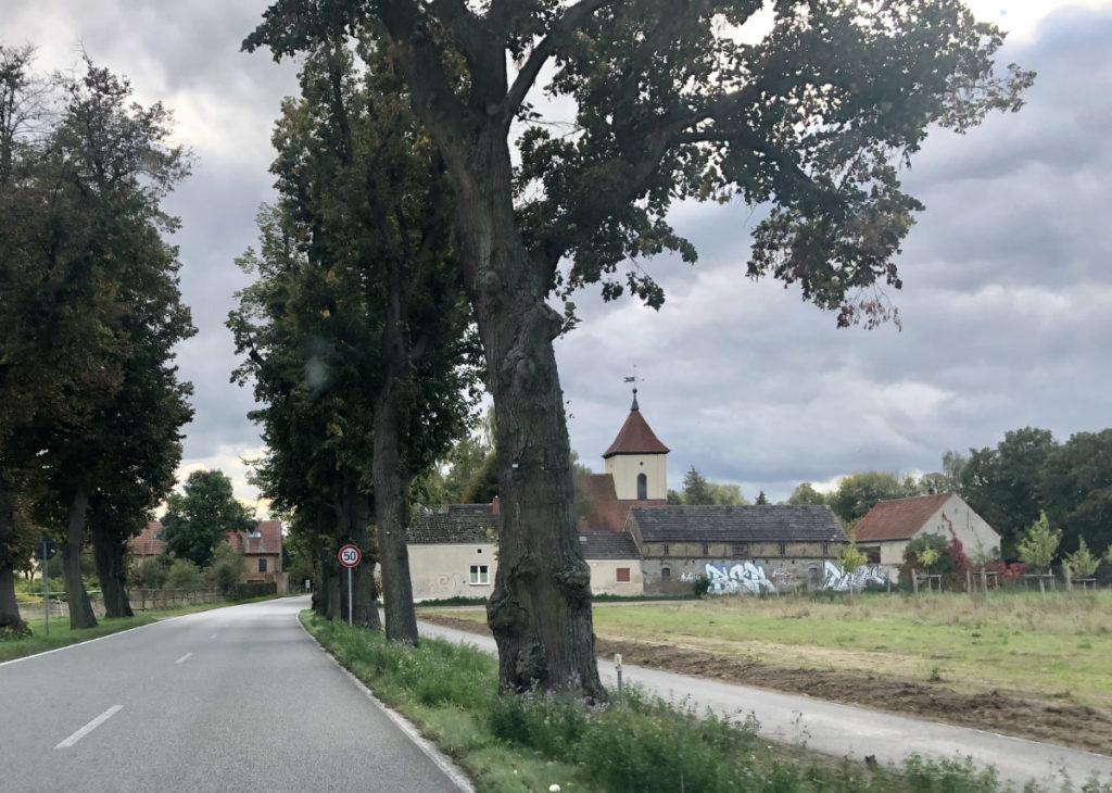 Makler Michendorf: Strasse des Friedens Ortseinfahrt
