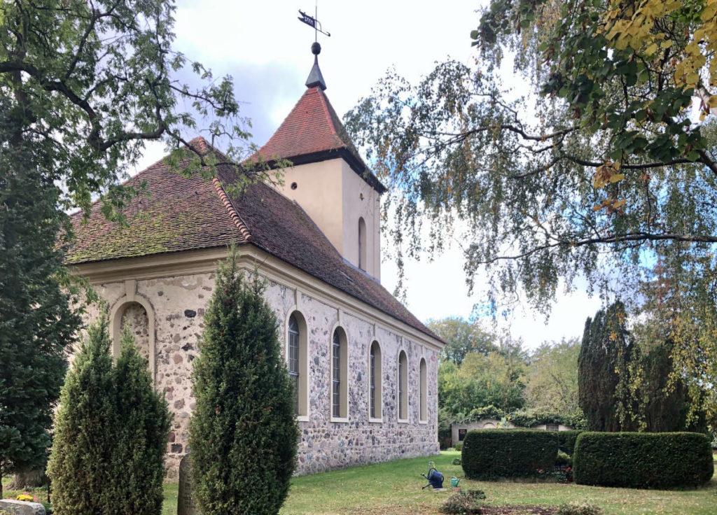 Makler Langerwisch: Alte Dorfkiche