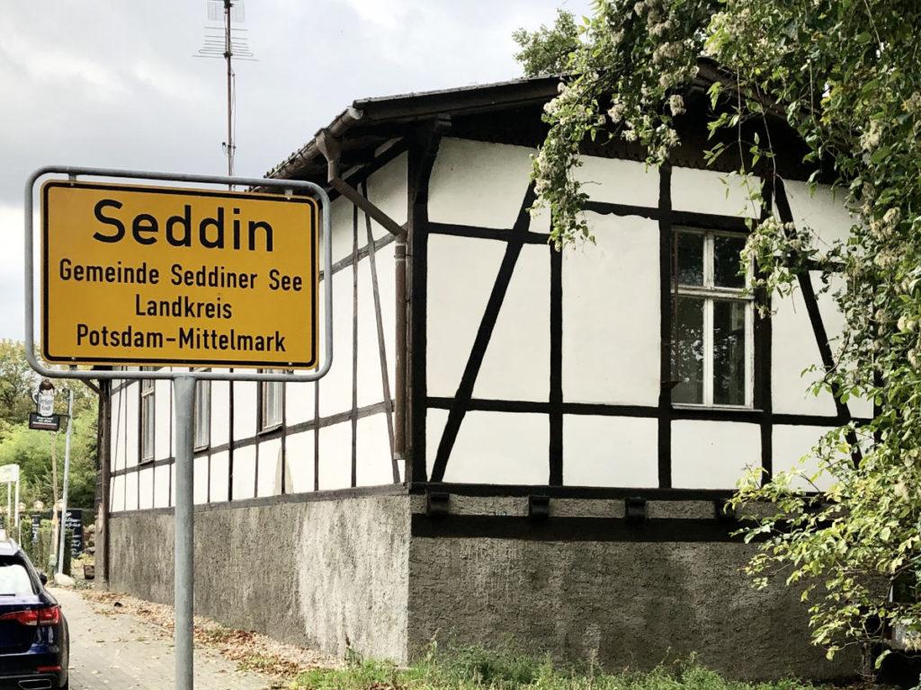 Makler Seddiner See: Alte Jägerei