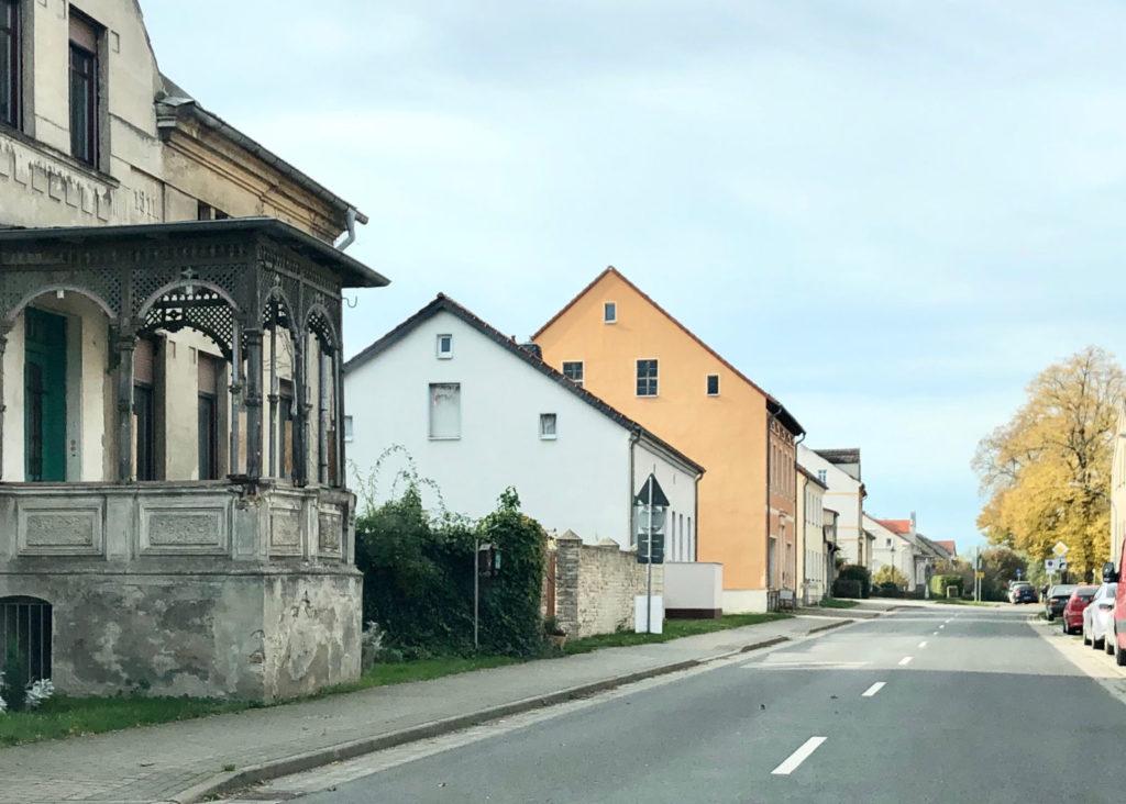 Makler Tremmen - die Heerstraße nach Berlin