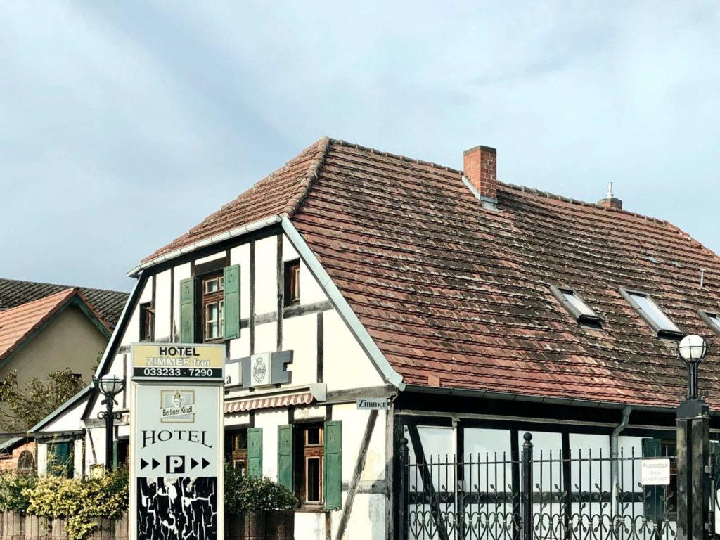 Immobilienmakler in Tremmen: der Marlenenhof Hotel und Restaurant