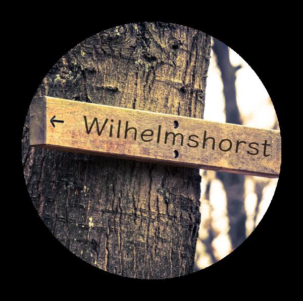 Makler Wilhelmshorst - Wegweiser