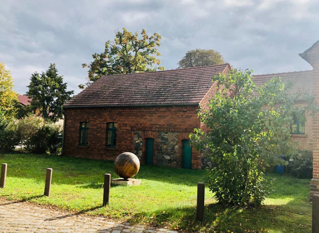 Makler Wildenbruch: Historische Kirchengebäude an der Kunersdorfer Strasse