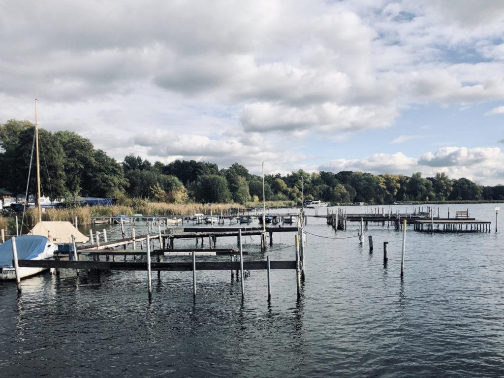 Makler Wildpark-West: Blick auf das Havelufer