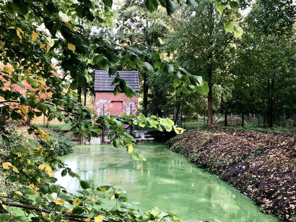 Makler Wildpark-West: Alte Schleuse an der Havelpromenade