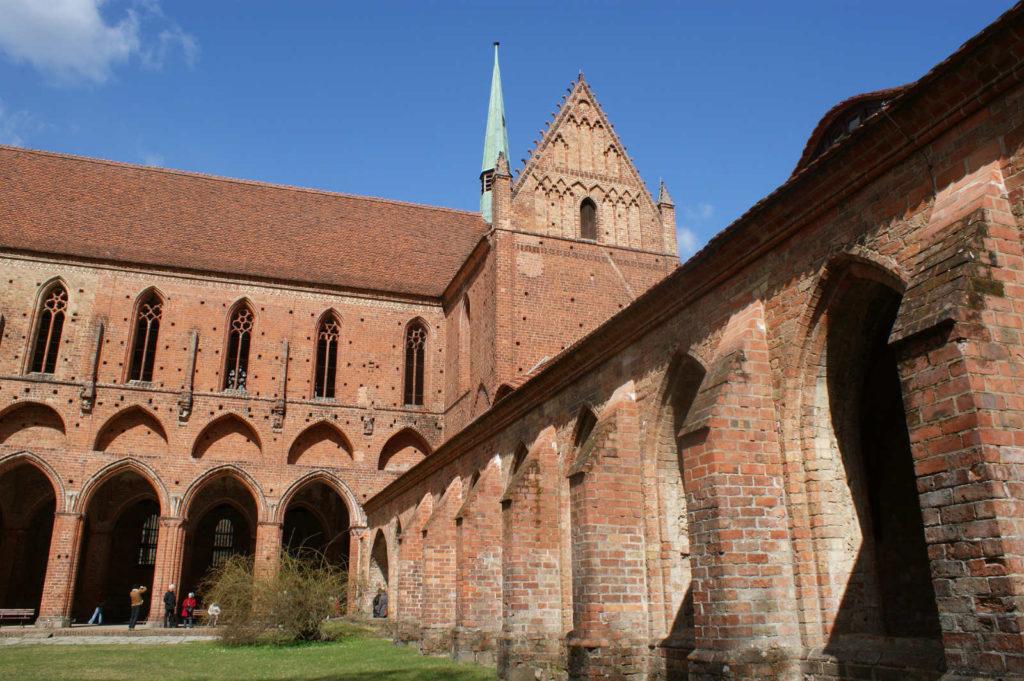 Makler Chorin 16230 - Kreuzgang Kloster