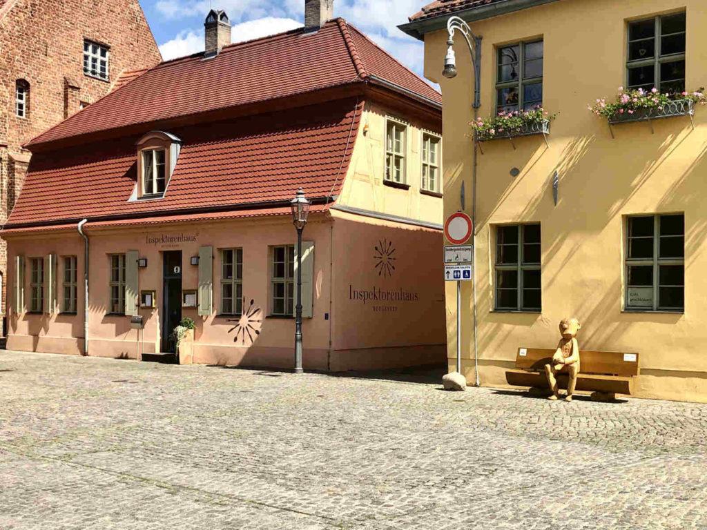 Makler Brandenburg an der Havel: Parduin mit Loriot