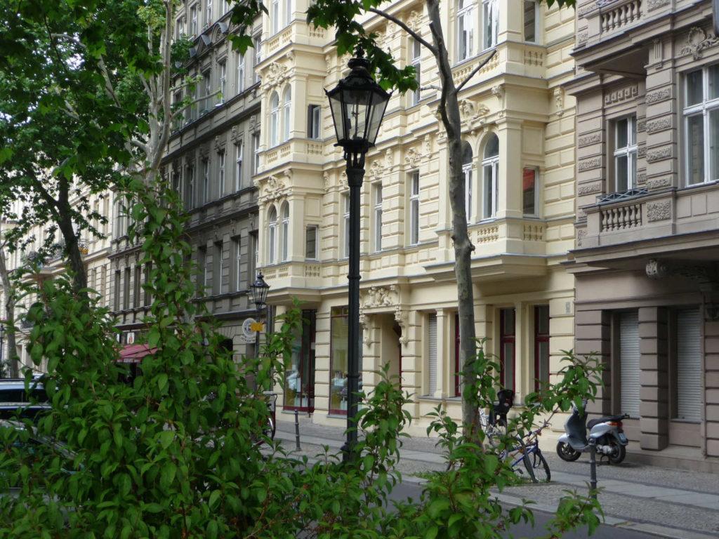 Makler Charlottenburg - Altbauten Immobilien