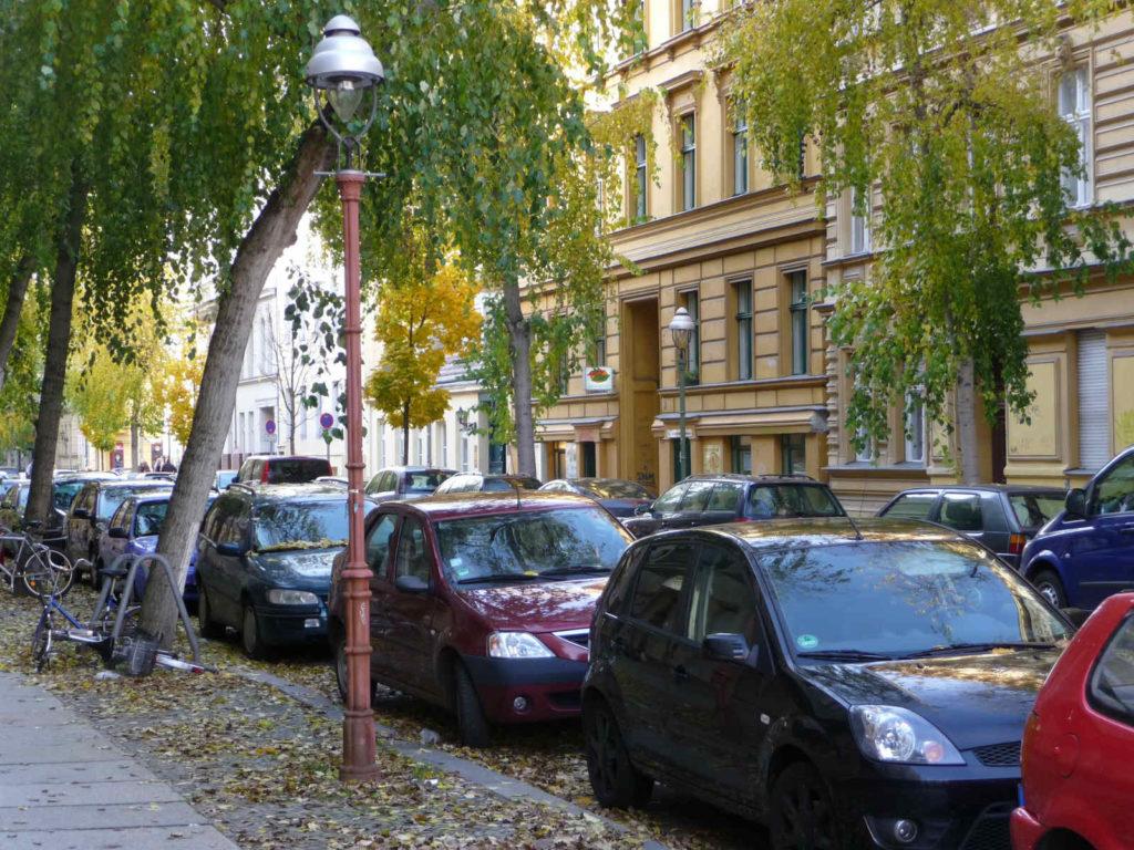 Makler Charlottenburg - Kudamm Seitenstraßen