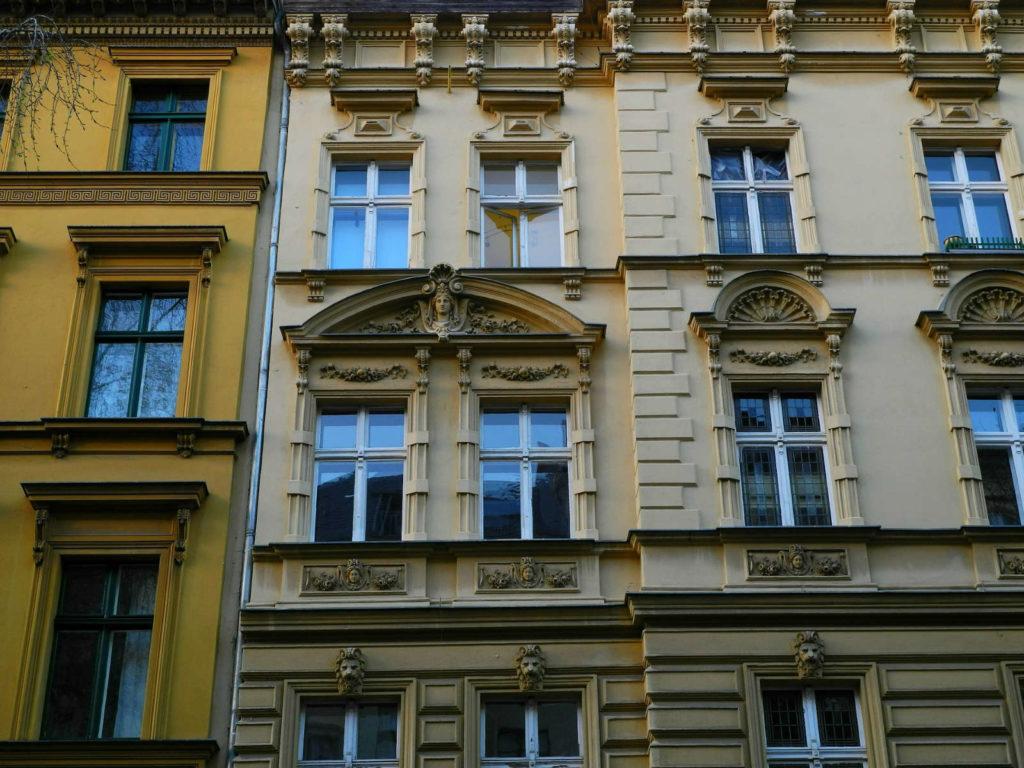 Makler Charlottenburg - Wohnlagen Altbauten