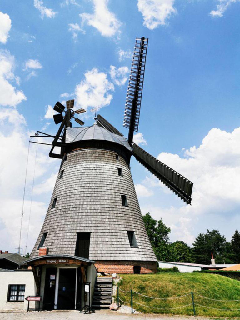 Makler Straupitz 15913: Mühle