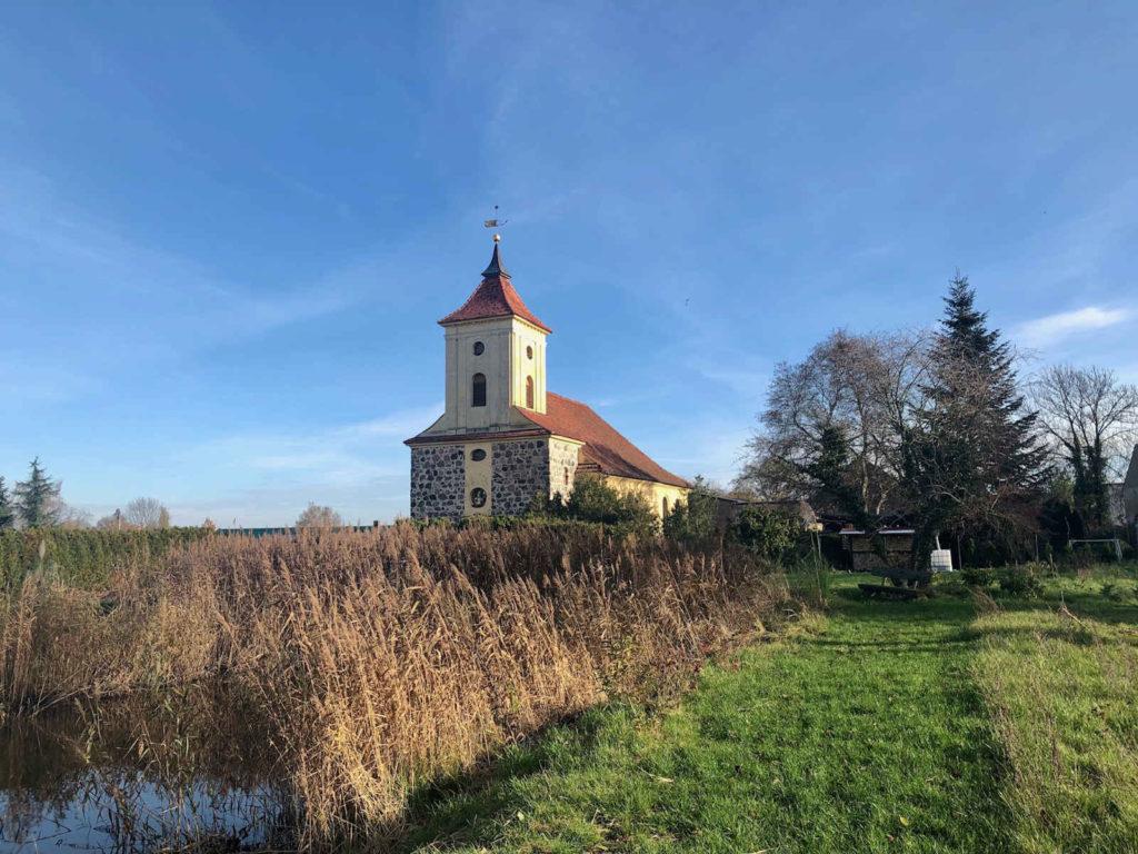 Makler Damsdorf 14542: Kirche