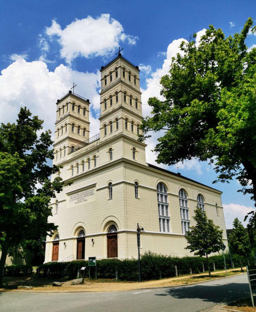 Immobilienmakler Dahme-Spreewald LDS: Straupitz Dorfkirche