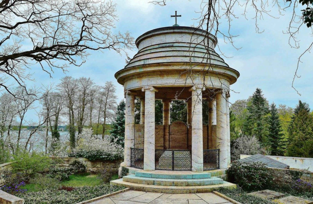 Makler Grünheide 15537 - Pavillon Friedhof