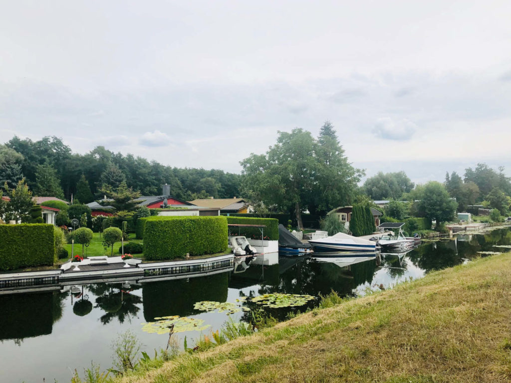 Makler Havelland: Private Marinas in Ketzin