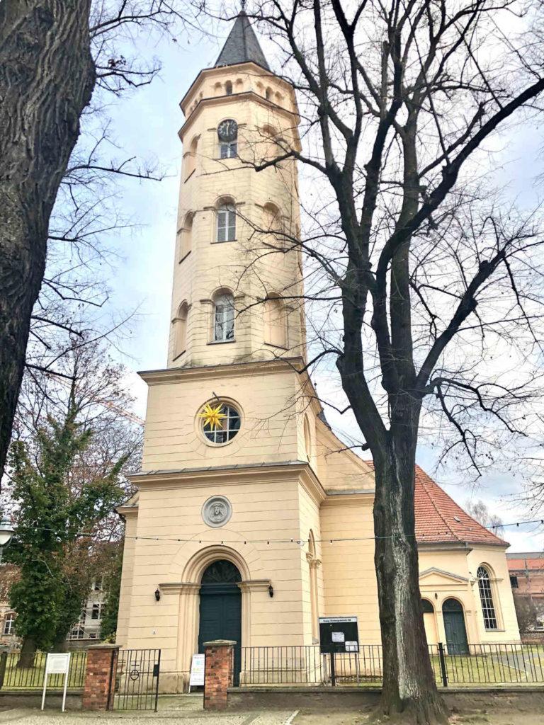 Makler Königs Wusterhausen: Kreuzkirche