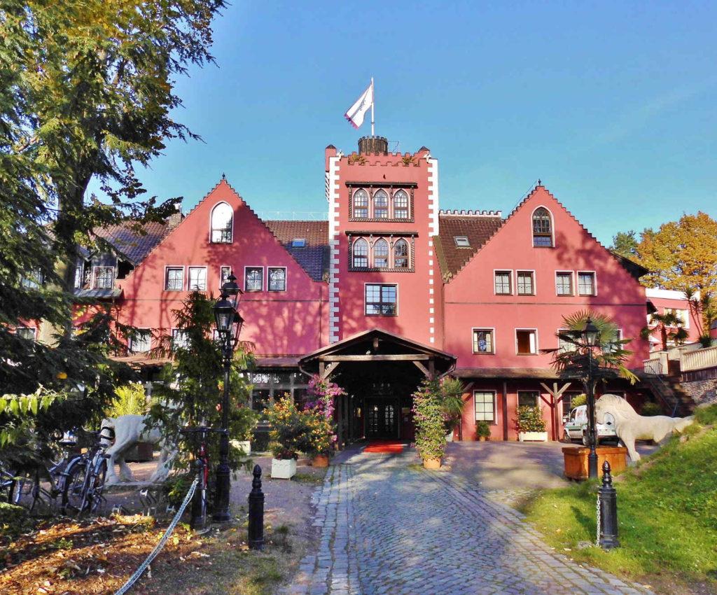 Makler Strausberg 15344: Burghotel