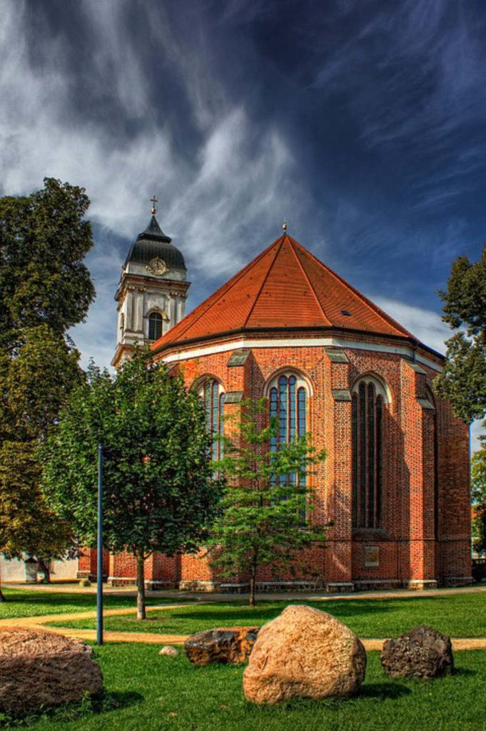Makler Oder-Spree LOS: Kirche Fürstenwalde