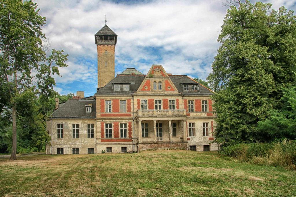 Immobilienmakler Dahme-Spreewald LDS: Herrenhaus Schulzendorf