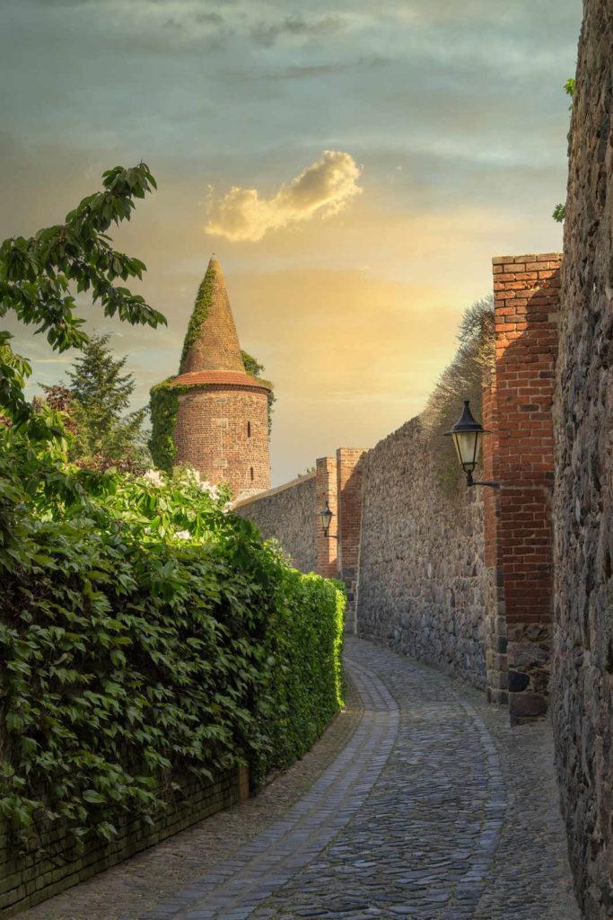 Makler Templin 17268: Stadtmauer