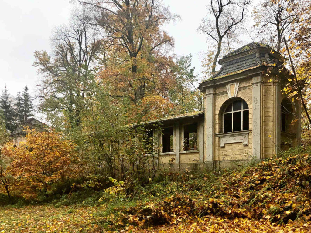 Makler Summt - Schloss Dammsmühle