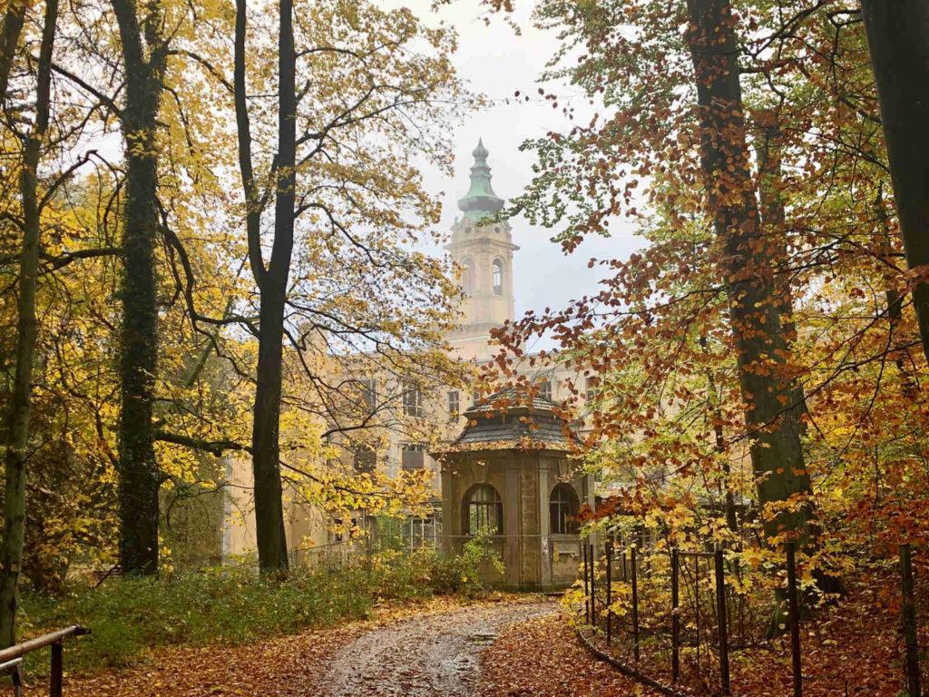Makler Summt: Das Schloss Dammsmühle