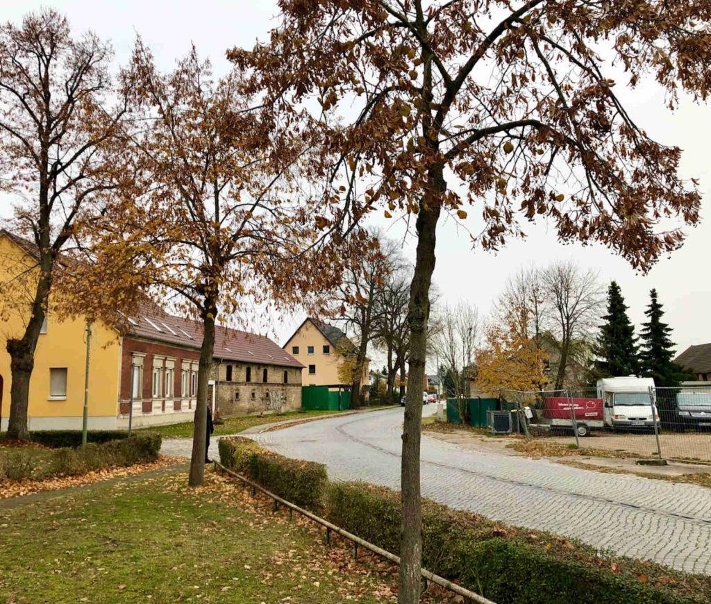 Makler in Löwenberger Land - Dorfstraße in Nassenheide