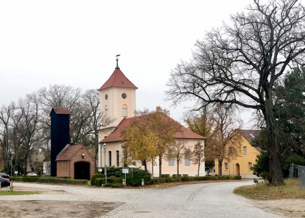 Makler Löwenberger Land 16775 - Kirche