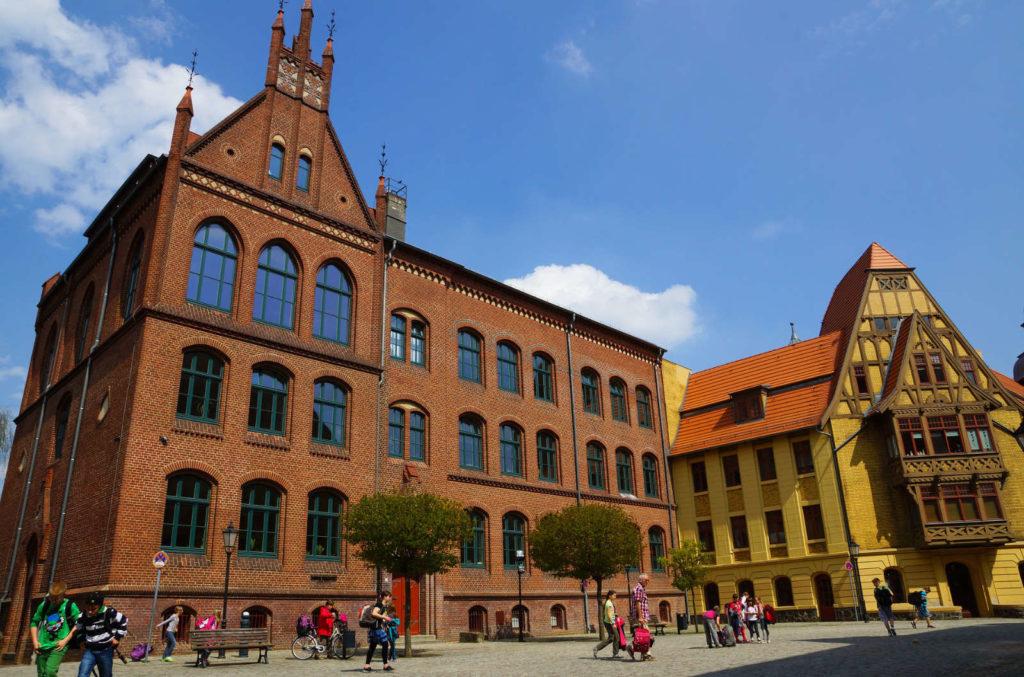 Makler Havelland: Nauen, Martin-Luther-Platz Immobilien