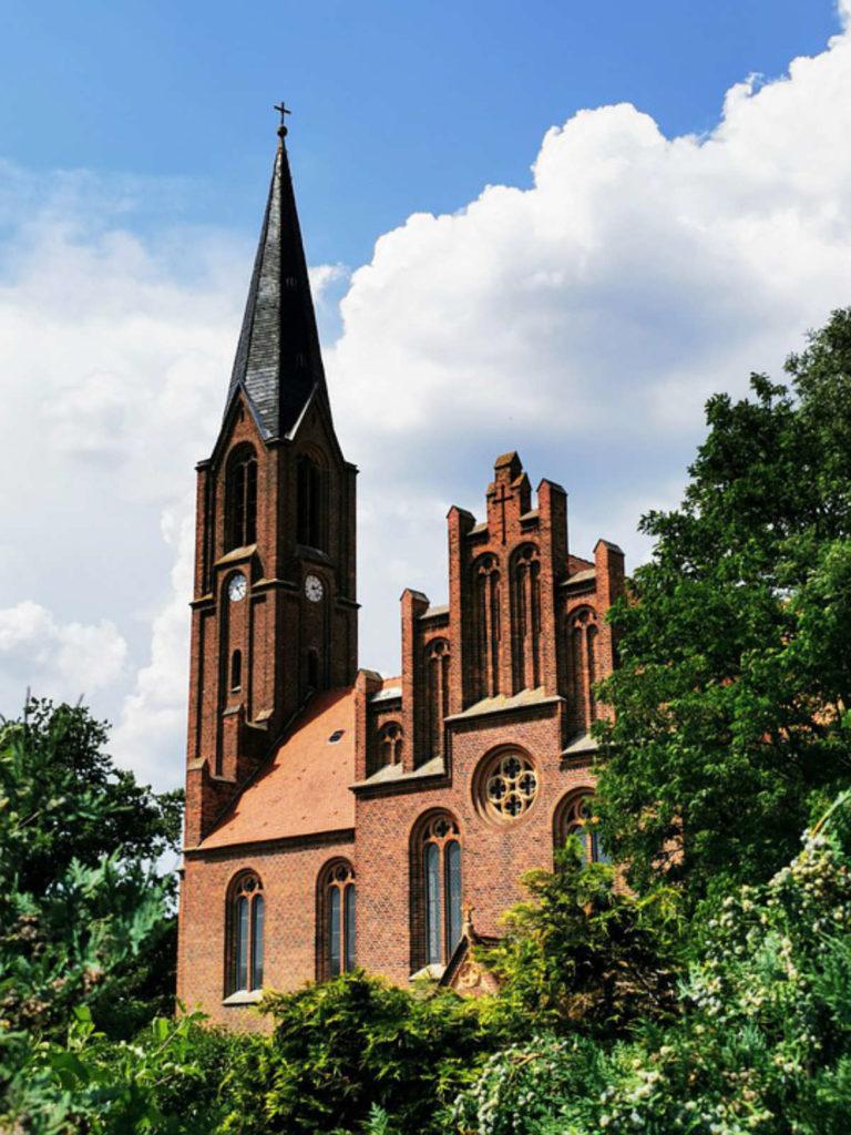 Makler Neu Zauche 15913: Dorfkirche