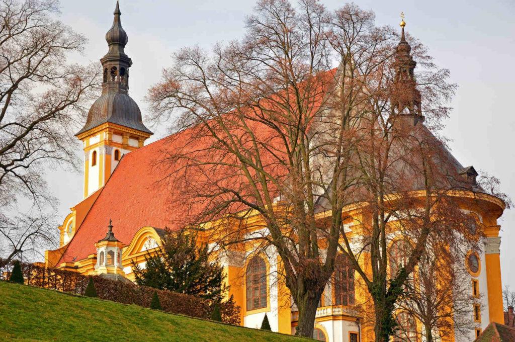 Makler in Neuzelle 15898: Klosterkirche