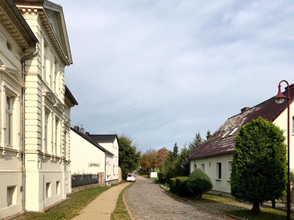 Makler Päwesin - Immobilien an der Fischerstrasse