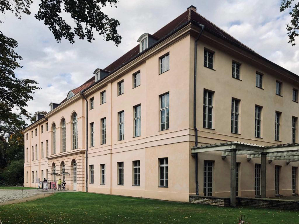Makler Pankow - Schloss Schönhausen in Niederschönhausen