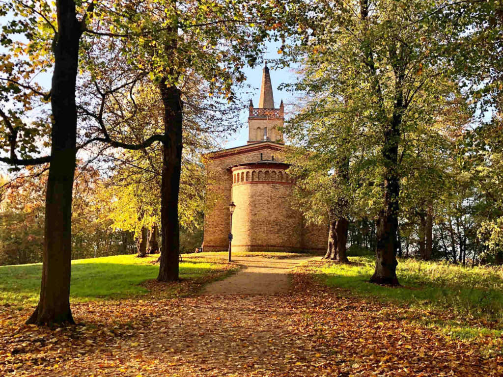 Makler Petzow - Schinkelkirche
