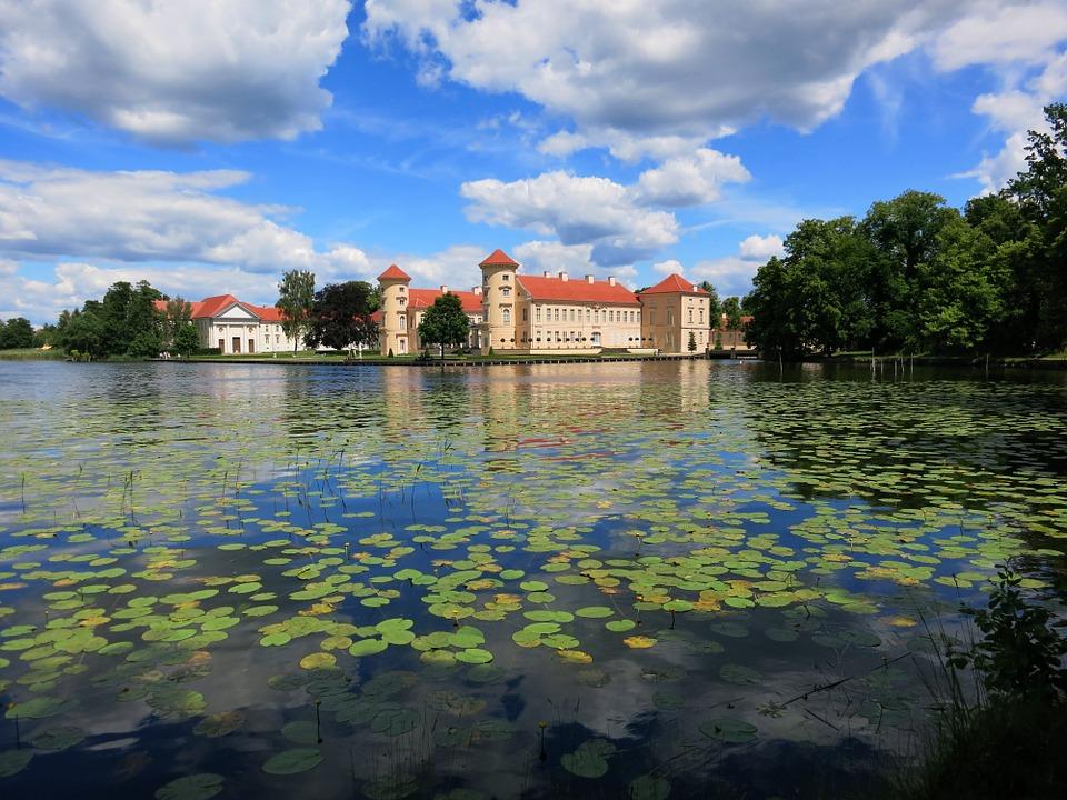 Makler Rheinsberg - Schloss