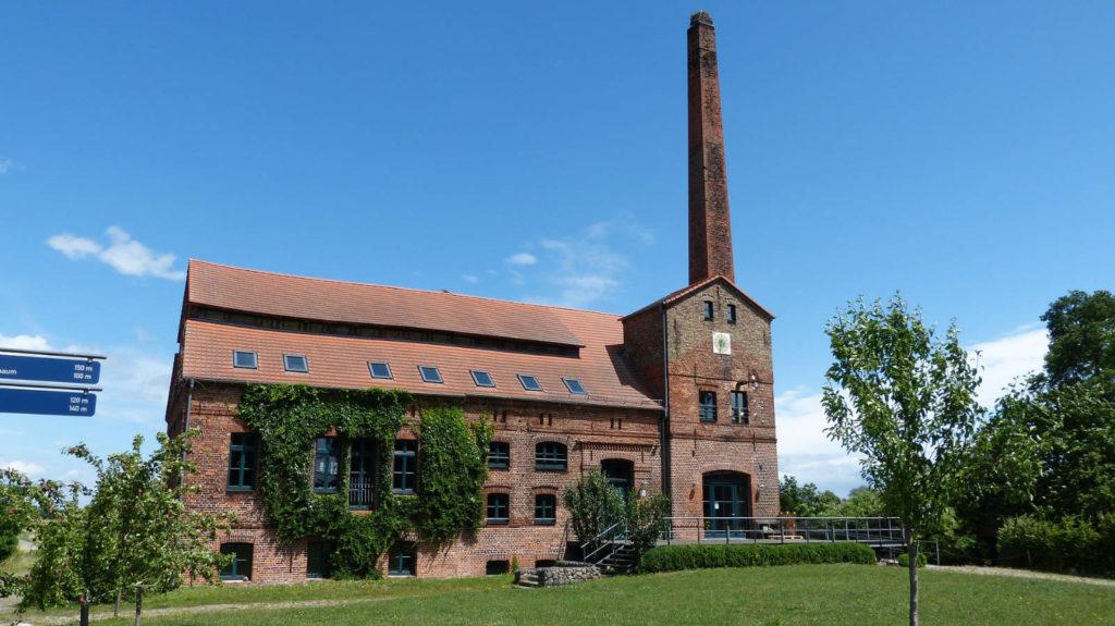 Immobilienmakler Havelland: die alte Brennerei in Ribbeck