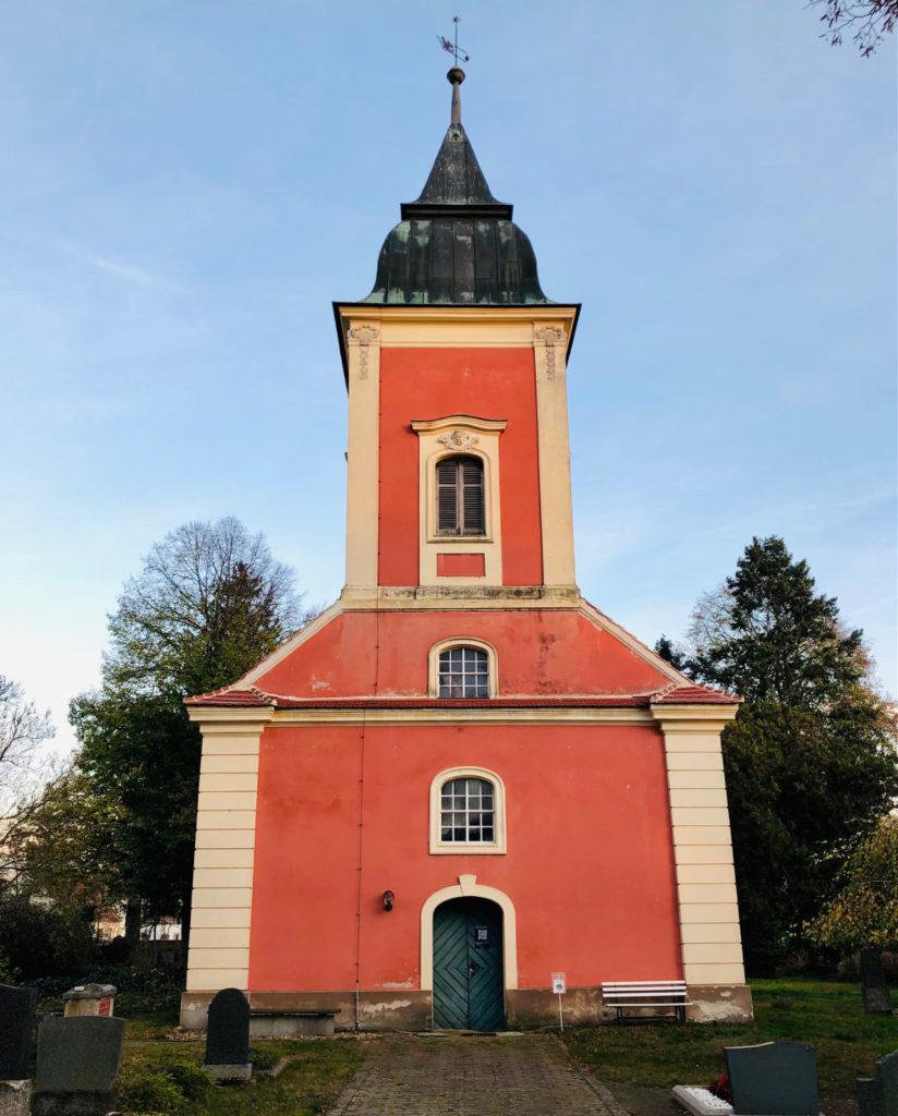 Makler Trechwitz: Dorfkirche