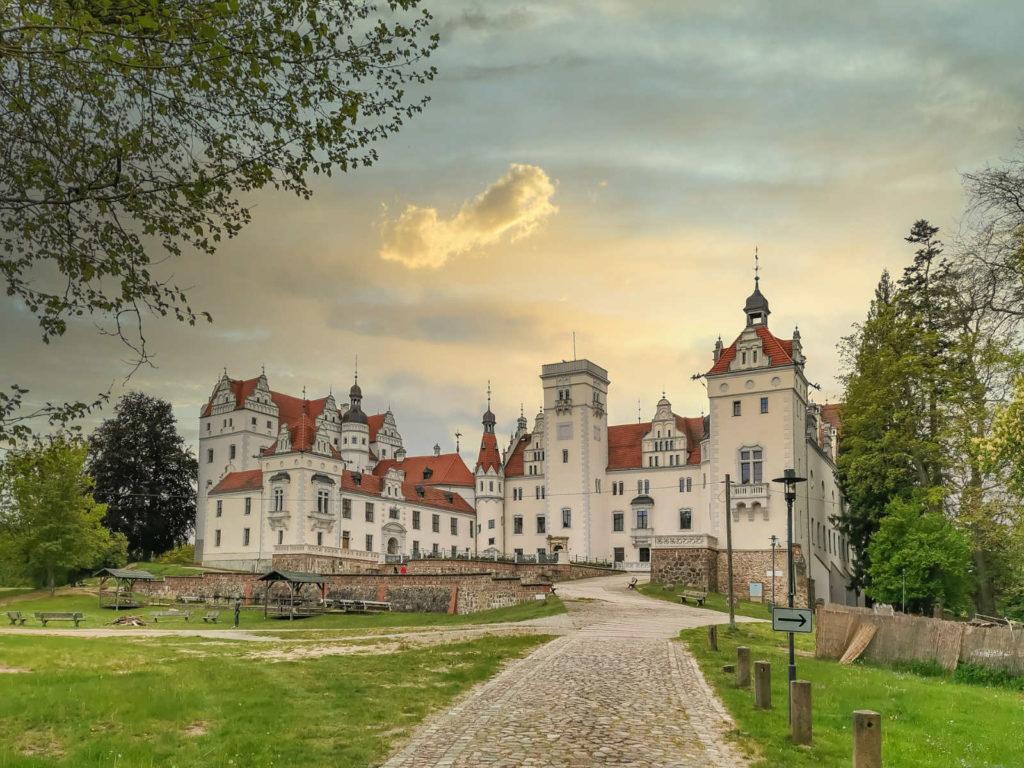 Makler Uckermark UM - Schloss Boitzenburg