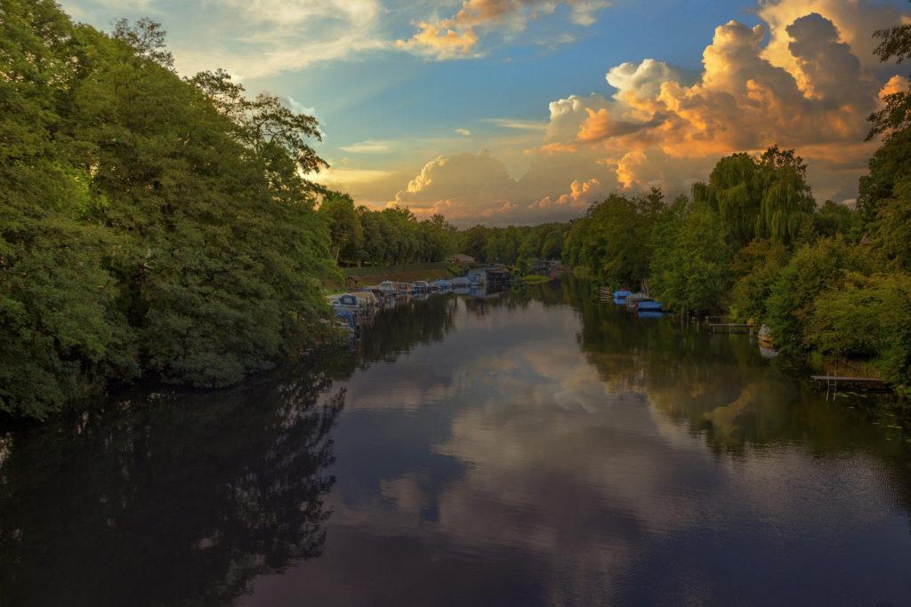 Makler Uckermark UM - Kanal Templin