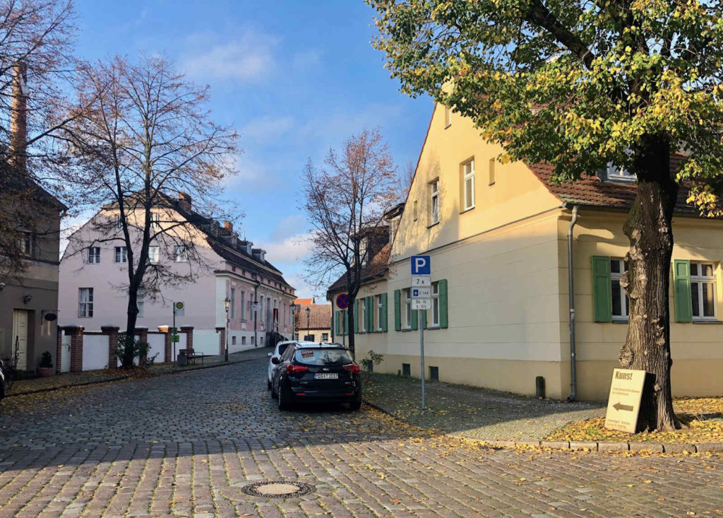 Makler Werder - historische Immobilien auf der Insel