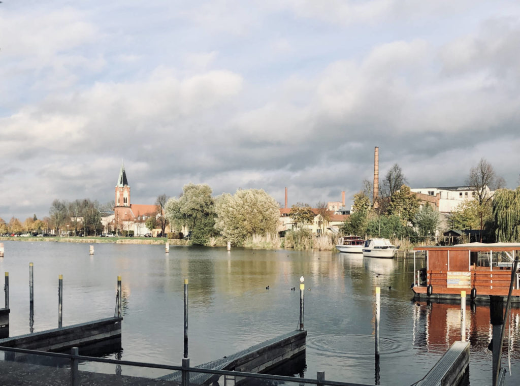 Makler Werder - Die Kirche Maria Meeresstern