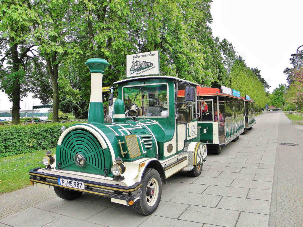 Makler Bad Saarow - Bummelbahn